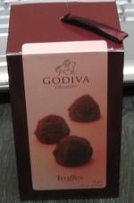 イタリアのチョコレート GODIVA
