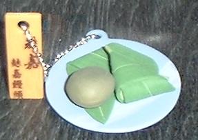 サークルKサンクス限定「京都老舗の和菓子フィギュア」